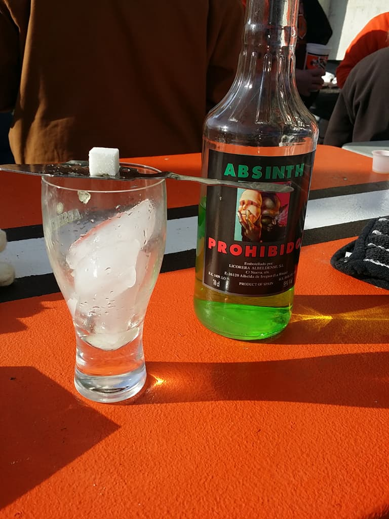 Absinthe Helps Jaworski Meats Social Events Cleveland Browns Tailgate
